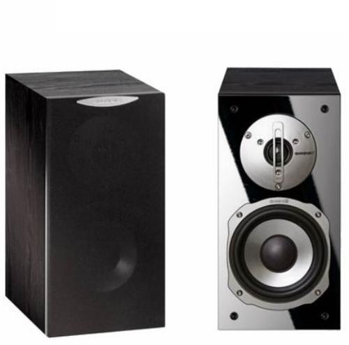 Полочная акустика Quadral Argentum 420 black quadral argentum 410 base black