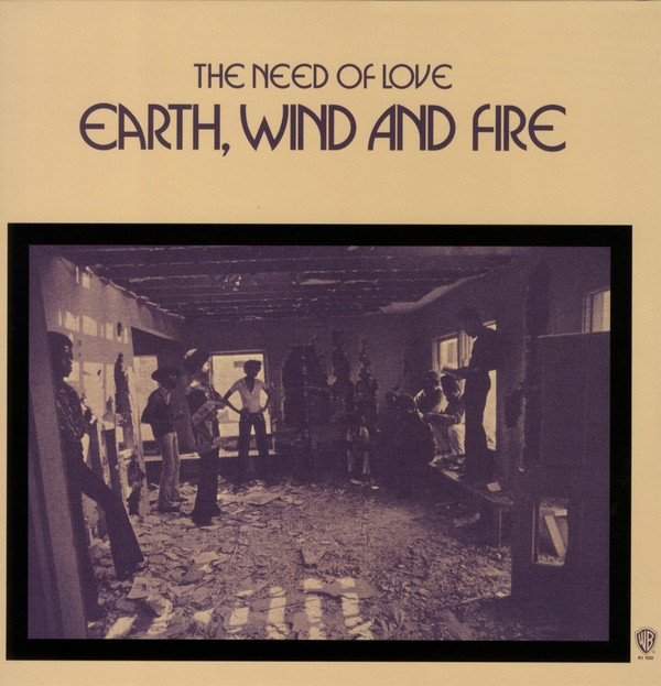 Виниловые пластинки Earth, Wind & Fire THE NEED OF LOVE (180 Gram) na its seoul 1000ml