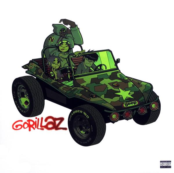 Виниловые пластинки Gorillaz GORILLAZ (180 Gram)