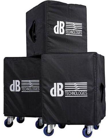 Кейсы и чехлы для акустики dB Technologies