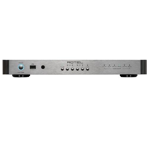 ЦАП (audio dac) Rotel RDD-1580 silver  defender rdd 001