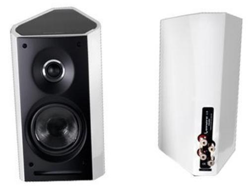 Полочная акустика Sonus Faber Venere 1.5 white акустика центрального канала sonus faber principia center black