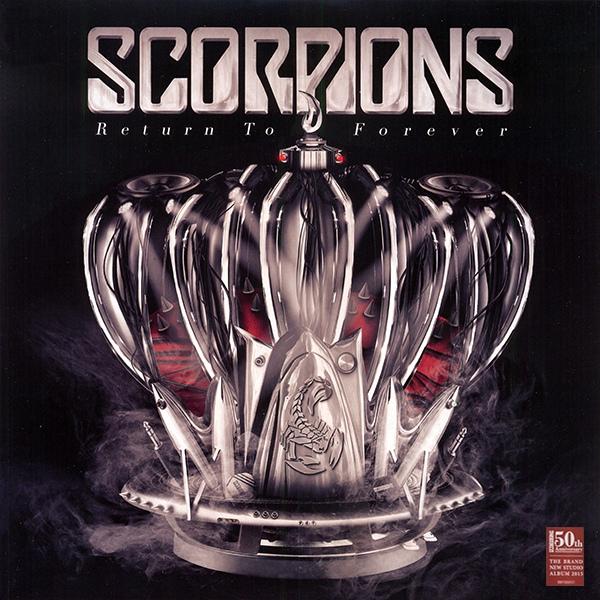 Виниловые пластинки Scorpions