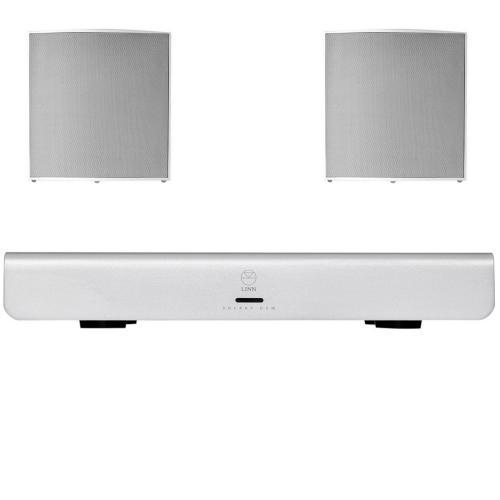 linn sneaky dsm white unik white 311600. Black Bedroom Furniture Sets. Home Design Ideas