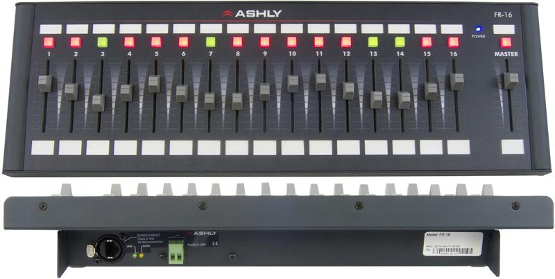 ��������� ������ Ashly FR-16