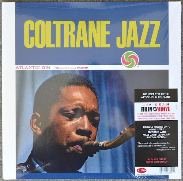 Виниловые пластинки John Coltrane COLTRANE JAZZ (180 Gram) виниловые пластинки john cale fear 180 gram
