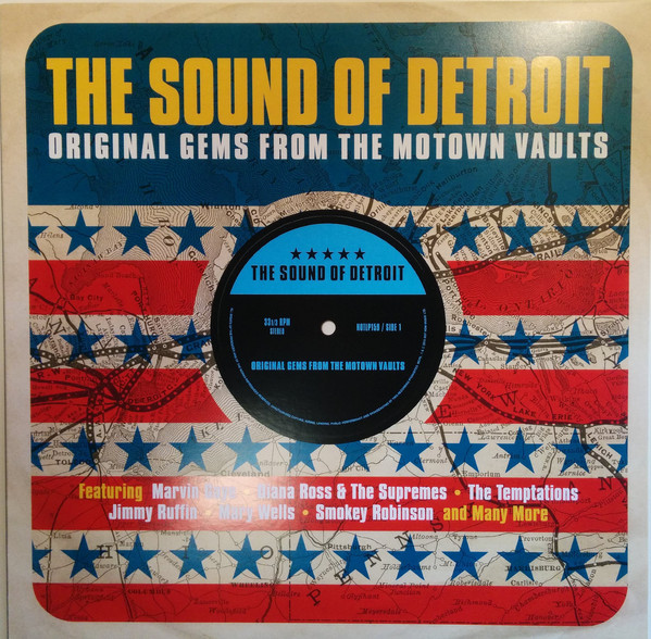 Виниловые пластинки The Sound Of Detroit ORIGINAL GEMS FROM THE MOTOWN VAULTS the future sound of london the future sound of london teachings from the electronic brain