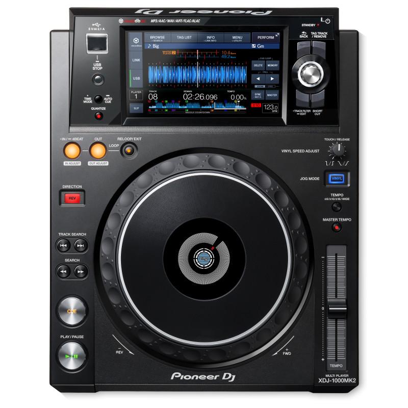 DJ-проигрыватели Pioneer, арт: 158637 - DJ-проигрыватели