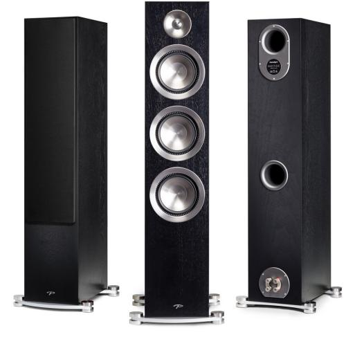 Напольная акустика Paradigm Prestige 85F black walnut акустика центрального канала paradigm studio cc 490 v 5 piano black