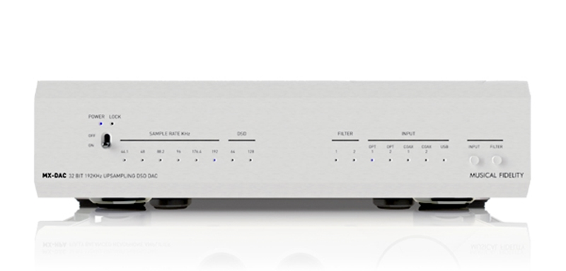 ЦАП (audio dac) Musical Fidelity MX-DAC