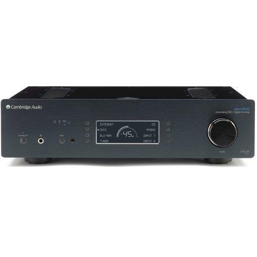 Цифро-аналоговые преобразователи Cambridge Audio
