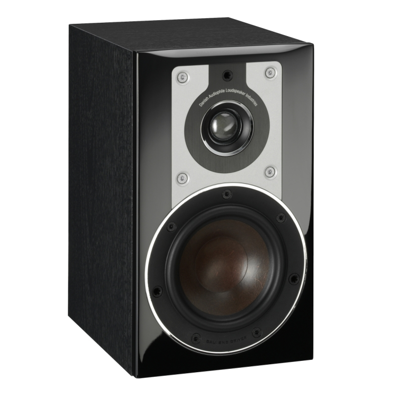 Полочная акустика Dali OPTICON 1 black