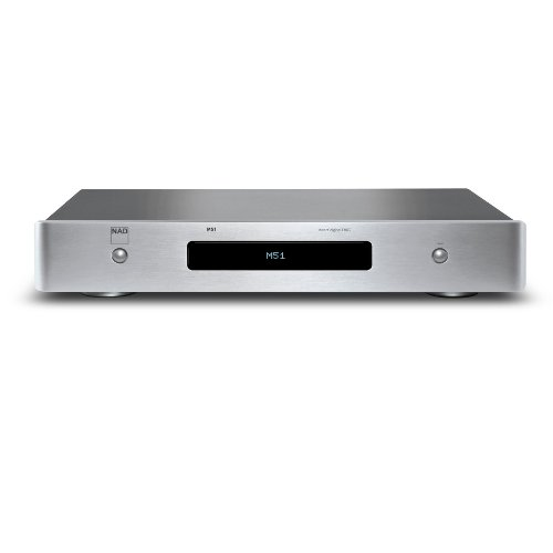 ЦАП (audio dac) NAD M51 black цап audio dac nad d1050