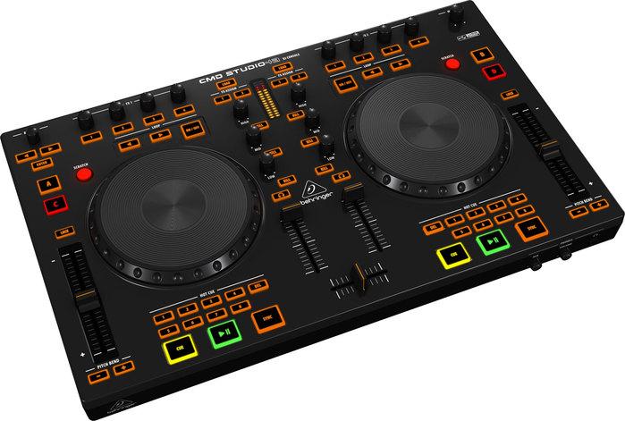 DJ-контроллеры Behringer