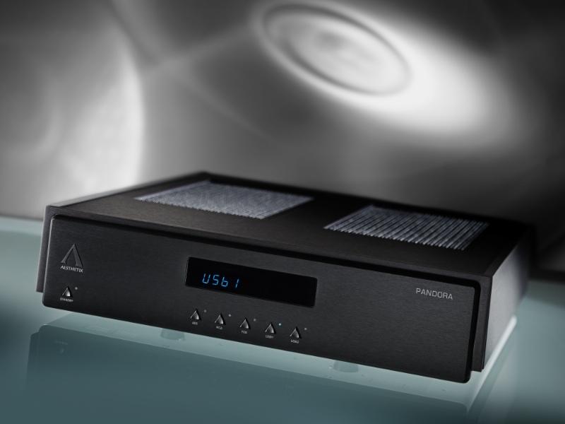 ЦАП (audio dac) Aesthetix Pandora USB DAC