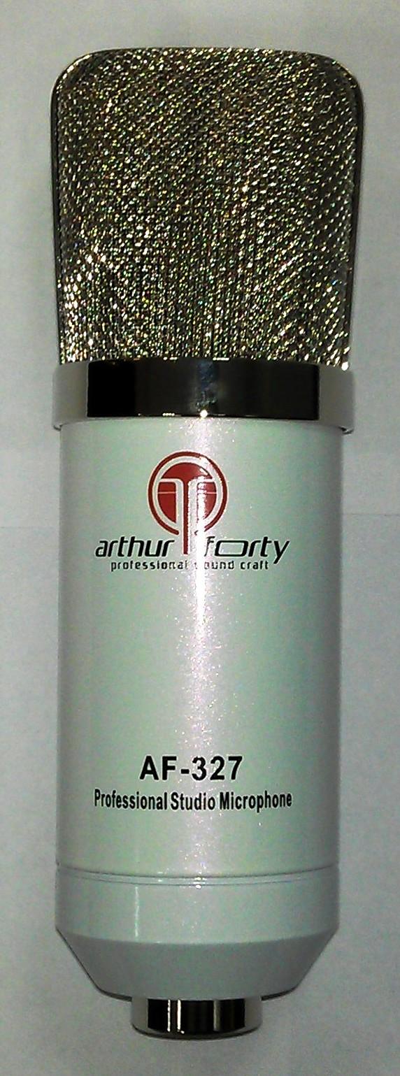 Микрофоны Arthur Forty AF-327 PSC (белый)