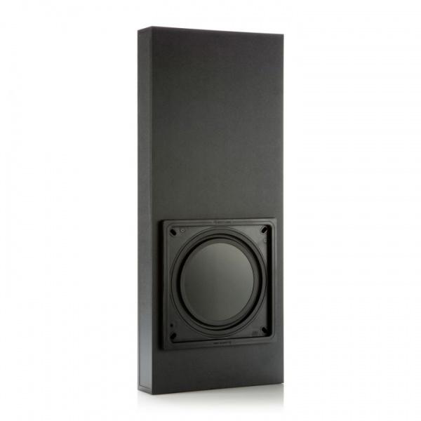 Акустические системы Monitor AudioАксессуары для акустики<br>Monitor Audio IWB-10 Inwall Back Box - монтажный корпус для  сабвуфера Monitor Audio IWS-10 , который позволяет встраивать сабвуфер в полые стены. Корпус выполнен из МДФ, с чёрной виниловой Sandex отделкой. Внутренний объём 24 литра. Для облегчения установки, корпус имеет собственный акустический кабель и внешние клеммы высокого качества.<br>