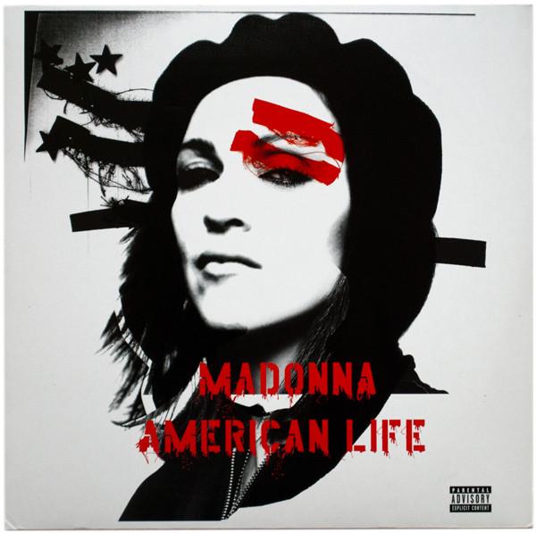 Виниловые пластинки Madonna AMERICAN LIFE (180 Gram)