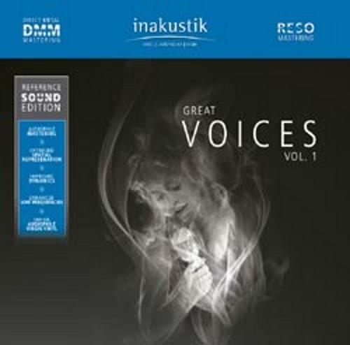 Виниловые пластинки In-Akustik Great Voices LP