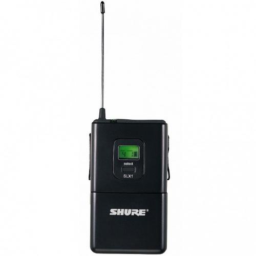 Приёмник и передатчик для радиосистемы Shure