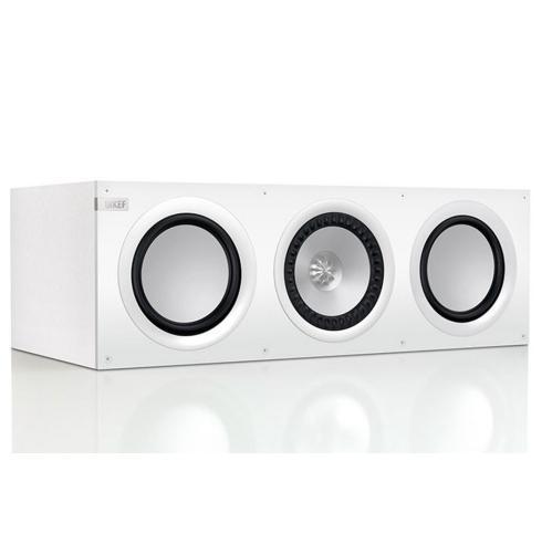 Акустика центрального канала KEF Q600C white vinyl