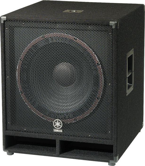 Концертные сабвуферы Yamaha SW118V