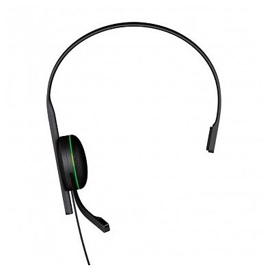 Аксессуары для игровых приставок Microsoft Xbox One chat headset аксессуары для игровых приставок microsoft жесткий диск microsoft 500 гб