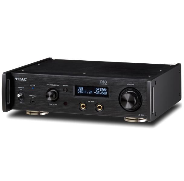ЦАП (audio dac) Teac UD-503 black внешний цап teac ud 501 black