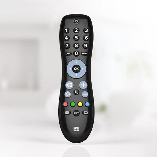 Пульты программируемые OneForAll Simple Comfort TV (URC6410)