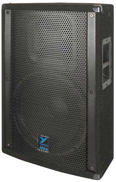 Концертные акустические системы YORKVILLE Elite E15