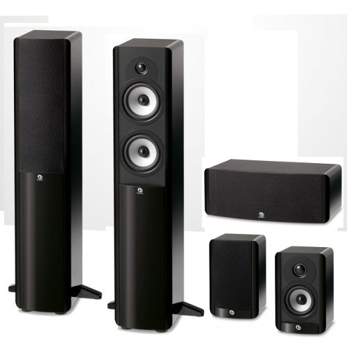 Комплекты акустики PULT.ru Boston Acoustics A250+A23+A225C black