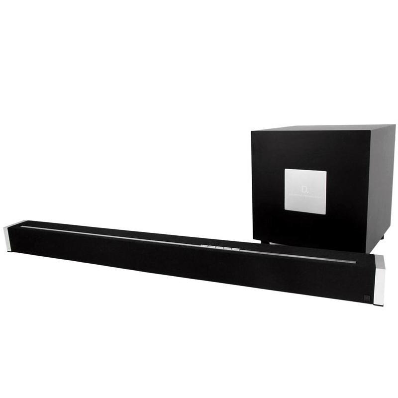 Саундбар Definitive Technology W Studio стойки под акустику definitive technology studio monitor stands black