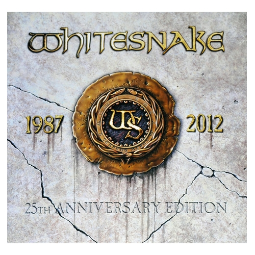 Виниловые пластинки Whitesnake 1987 (25TH ANNIVERSARY) (180 Gram/Remastered)