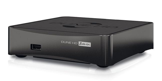 Медиацентры Dune HD Solo 4K мультимедиа плеер dune hd tv 206 hd solo 4k