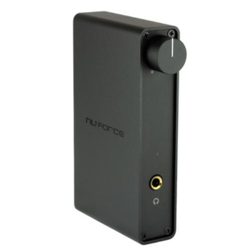 ЦАП (audio dac) NuForce ICON HD black