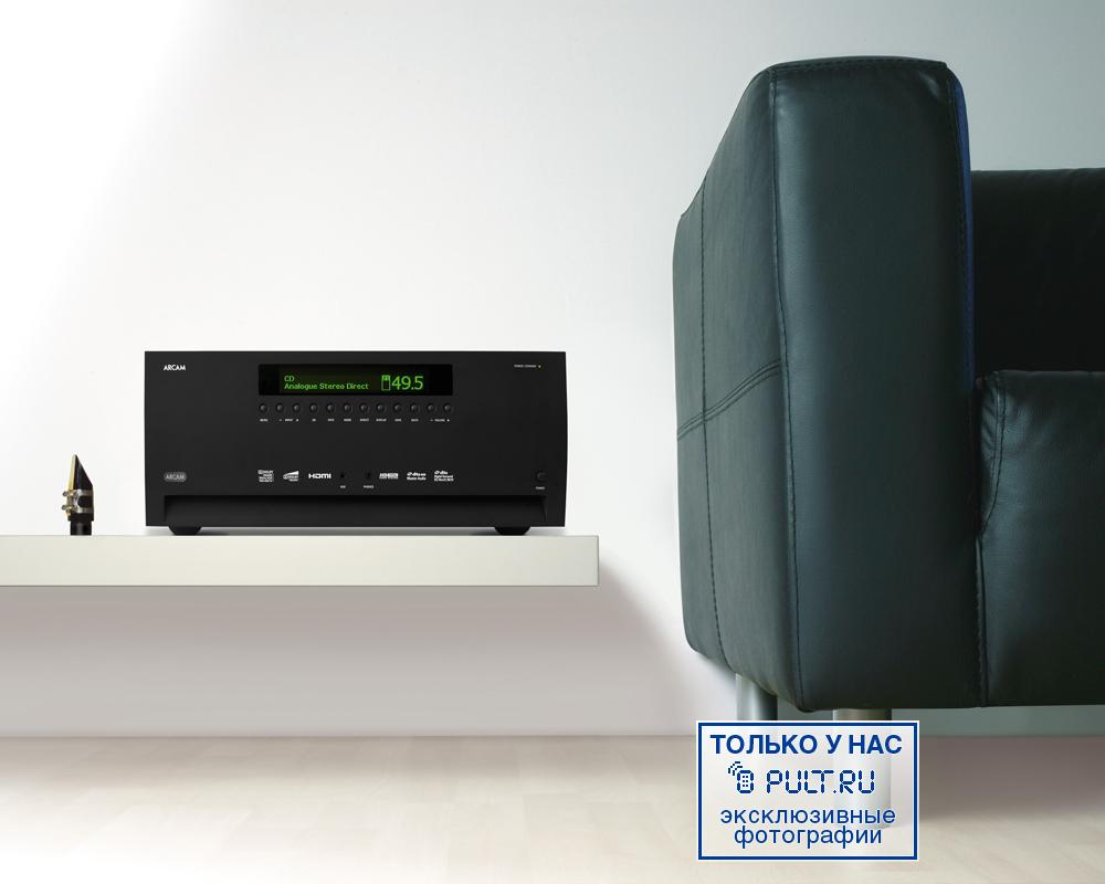 AV-ресивер Arcam FMJ AVR600 - энергетическая установка класса HD.