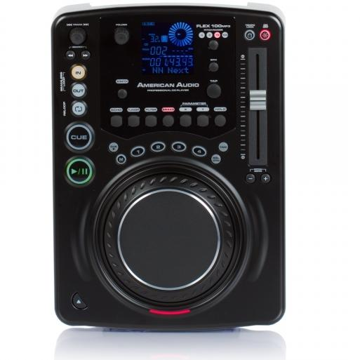 DJ-проигрыватели American Dj, арт: 163450 - DJ-проигрыватели