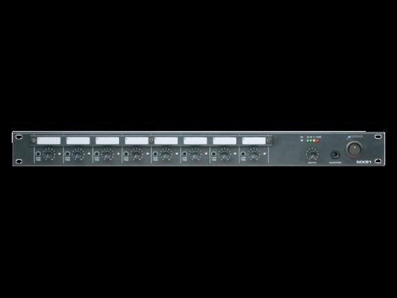 Микшерные пульты Amis MX81 пульты программируемые urc mx 850