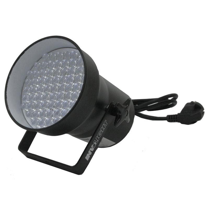 Классическое световое оборудование Involight LED Par36/BK классическое световое оборудование involight slimpar126pro