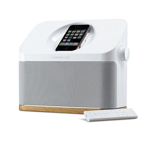 Док станции Q-Acoustics Conran Audio white kapous мужской тонизирующий шампунь 3 в 1 gentlemen 250 мл