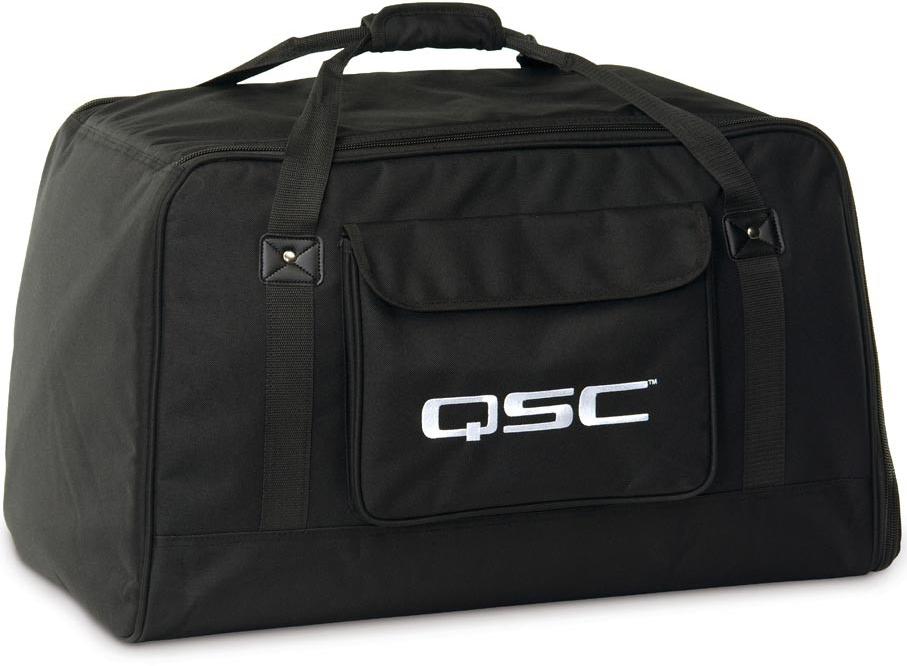 Кейсы и чехлы для акустики QSC K8 TOTE Всепогодный чехол-сумка для K8 с покрытием из Nylon/Cordura® qsc k8 tote