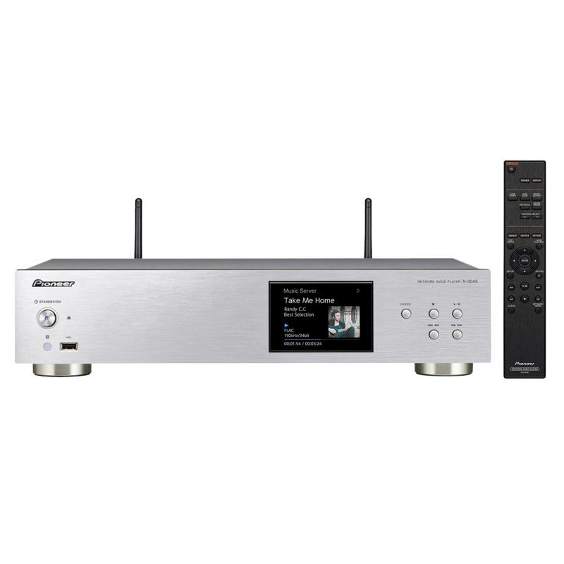 Сетевые аудио проигрыватели Pioneer, арт: 157088 - Сетевые аудио проигрыватели