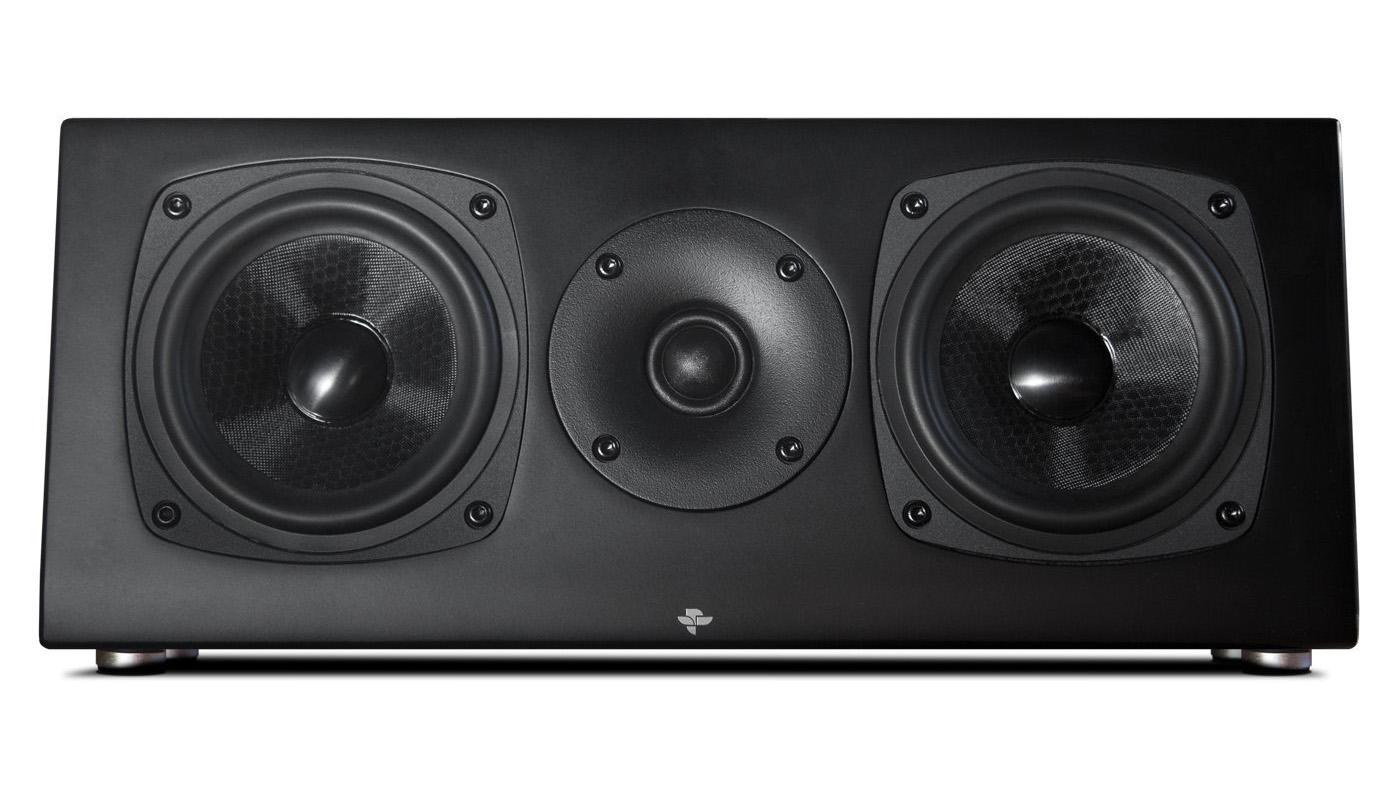 Акустика центрального канала Totem Acoustic KIN Mini Flex Center (black) акустика центрального канала mt power elegance center black