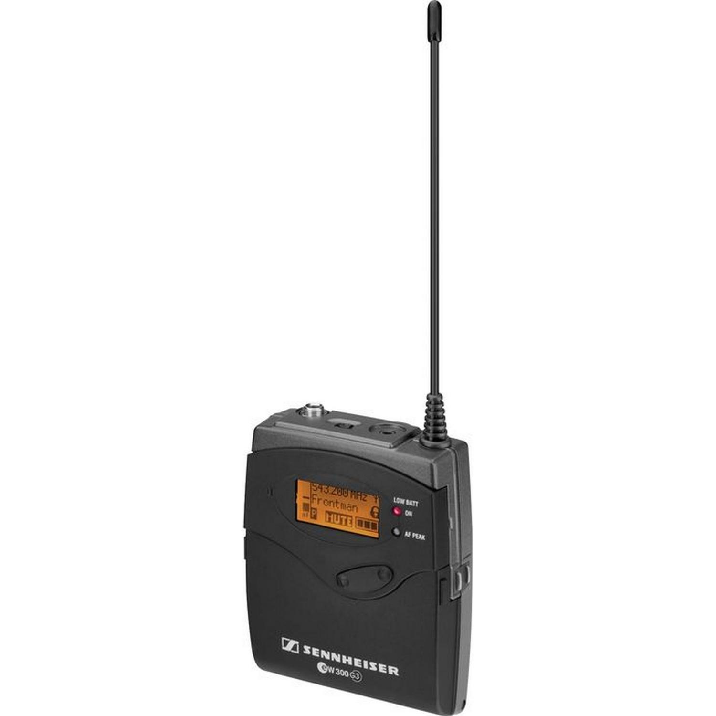 Приёмник и передатчик для радиосистемы Sennheiser, арт: 127526 - Приёмник и передатчик для радиосистемы