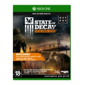 Microsoft Игра для Xbox One State Of Decay (18+)