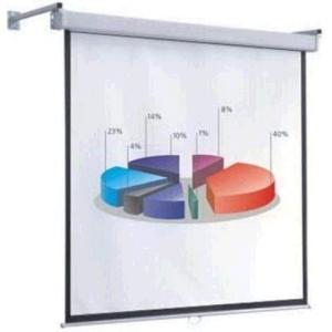 "Экраны для проекторов Draper Luma 2 AV (1:1) 120/120"" 305x305 MW case white (ру"
