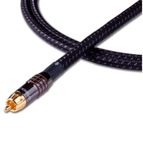 Кабели межблочные аудио Tributaries 8 Subwoofer 6.0m (8S-060D) evk71 060d