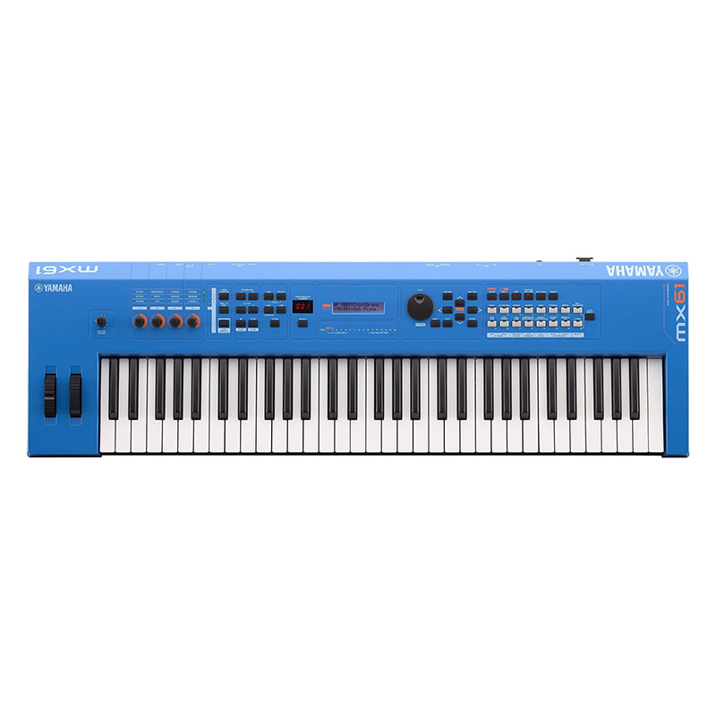 Синтезаторы и Пианино Yamaha MX61 BU