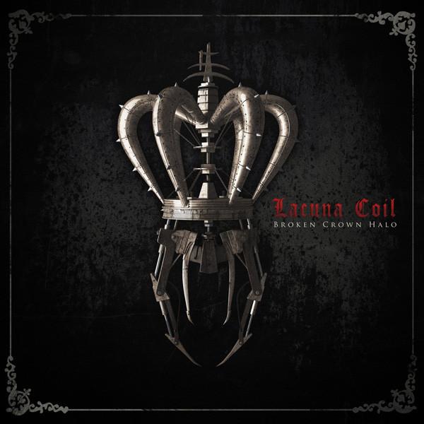 Виниловые пластинки Lacuna Coil BROKEN CROWN HALO (LP+CD)
