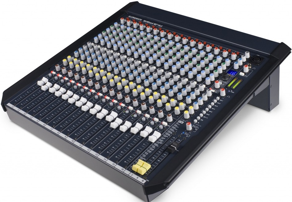 ��������� ������ Allen&Heath WZ4 16